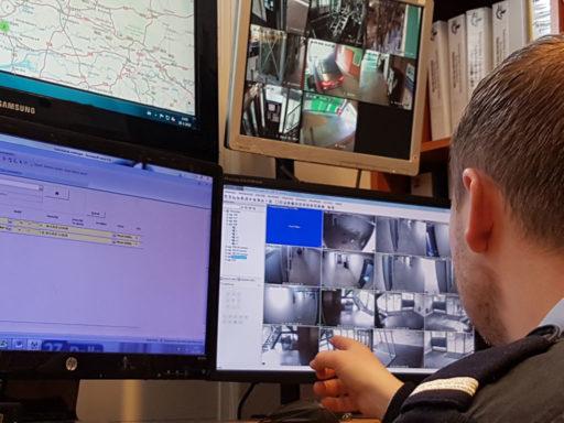 Westvlietbewaking Servicecentrale